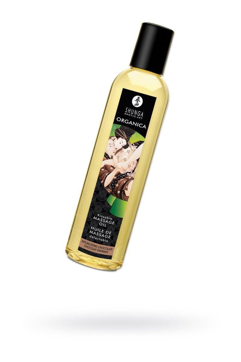 Возбуждающее массажное масло /Пьянящий шоколад/ 250 мл