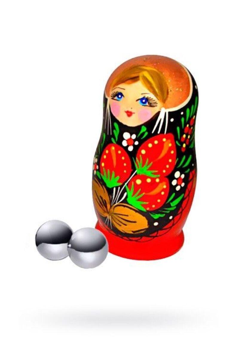 Вагинальные шарики Sitabella металлические,Ø1,9 см