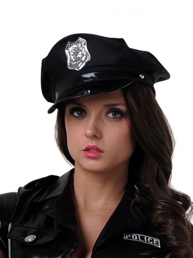 Кепка Полицейского черная OS