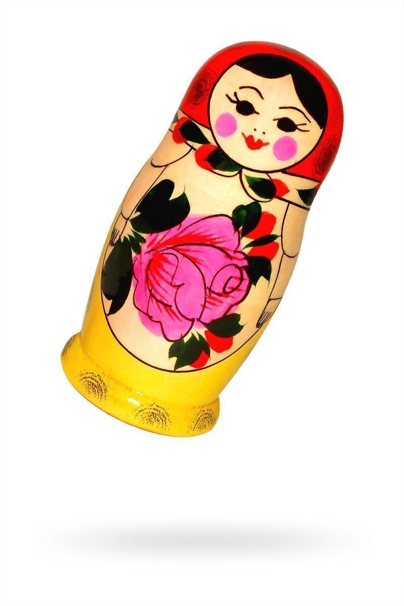 Анальная втулка Sitabella, силиконовая, розовая, Ø2,8 см