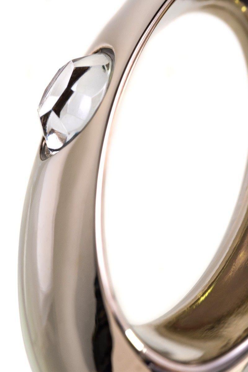 Анальная втулка серебро