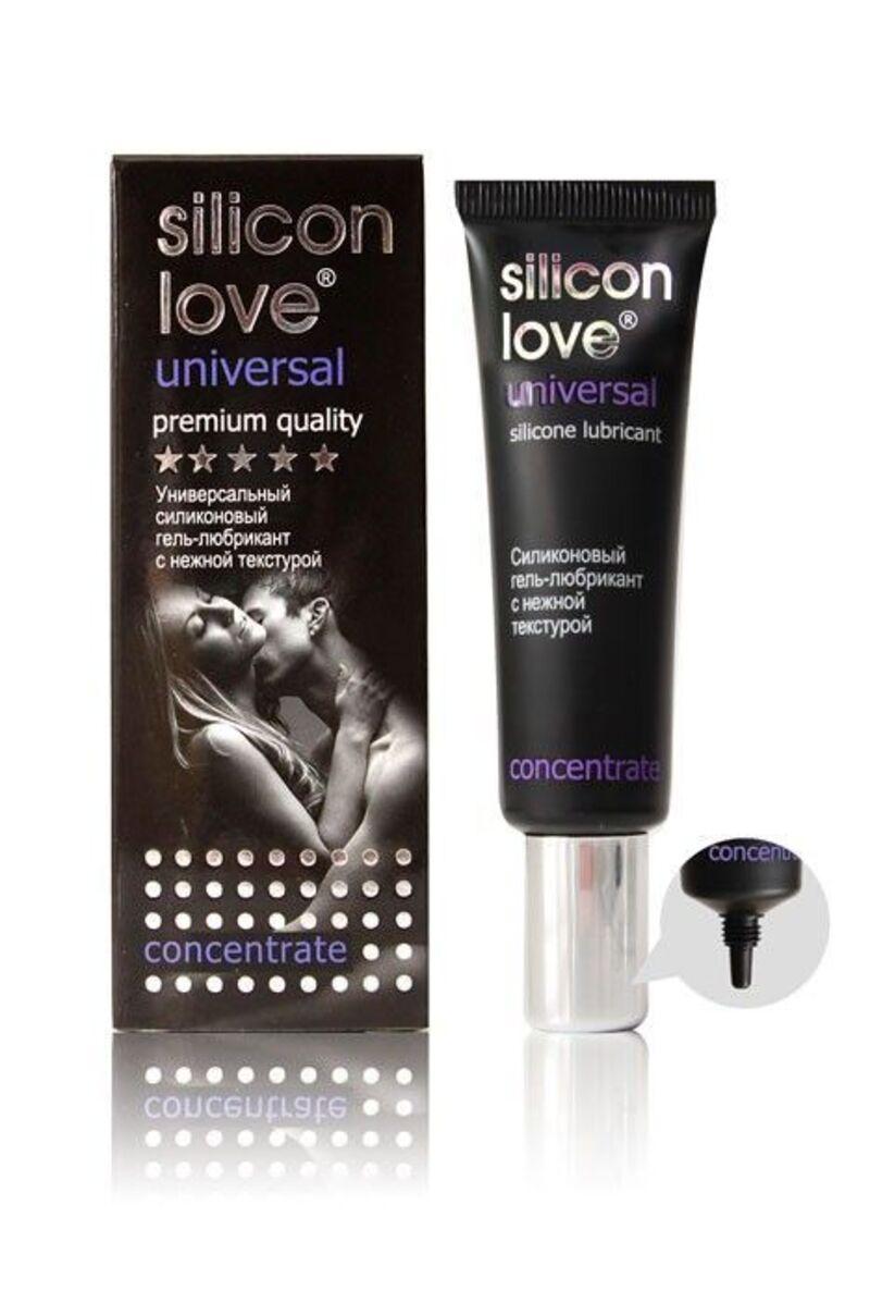 Гель-любрикант 'Silicon Love Uneversal' 30г
