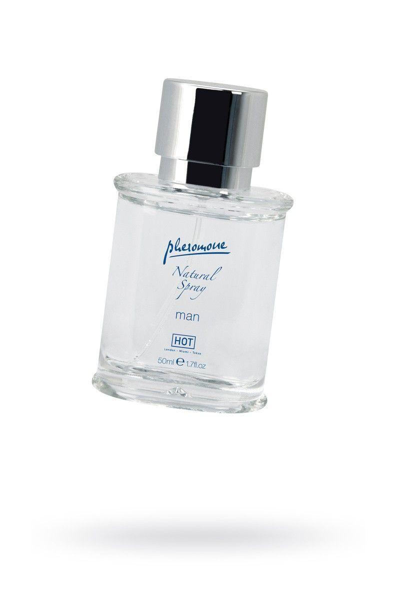 Мужские духи Natural Spray  с феромонами 50 мл.