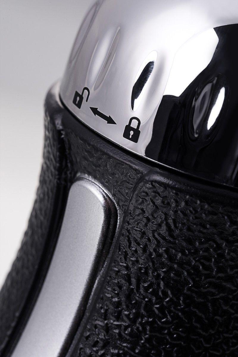 Мастурбатор нереалистичный Nalone Bling, TPE, Чёрный, 19,8 см