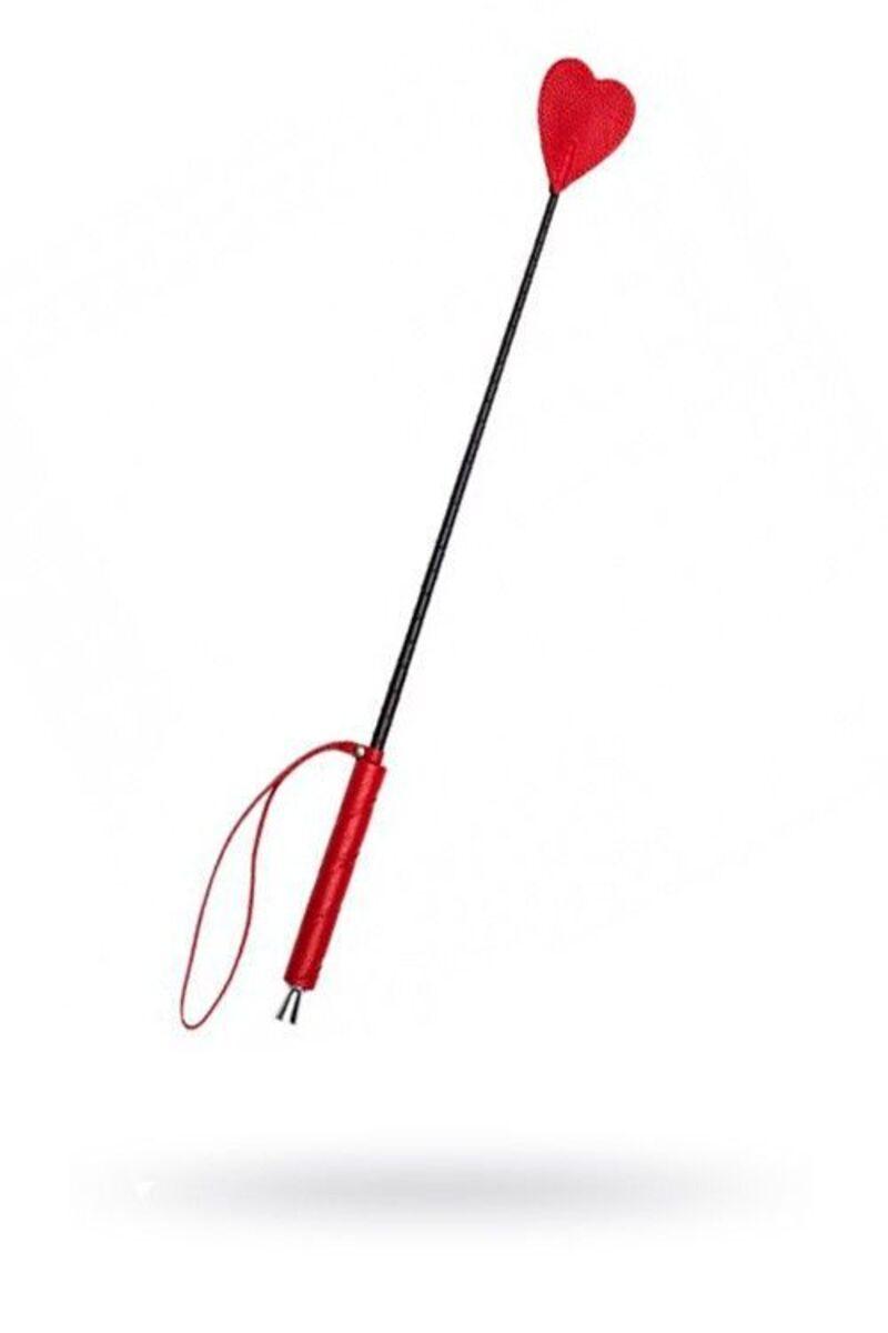 Стек Sitabella красный  70 см,кожа