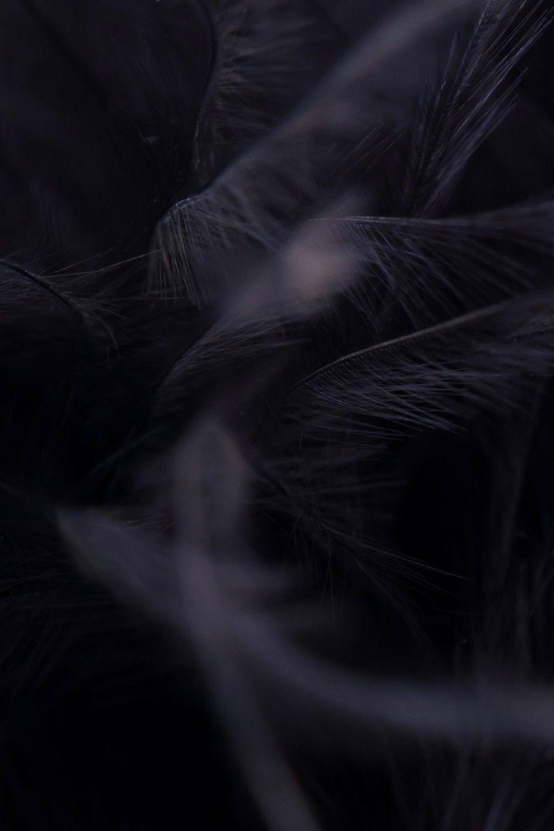 Анальная втулка TOYFA Metal маленькая, серебристая, с черной опушкой