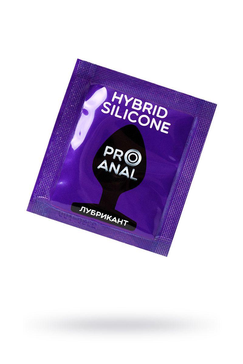 Лубрикант  на силиконовой основе 'HYBRID - SILICONE' 4 г 20 штук в упаковке