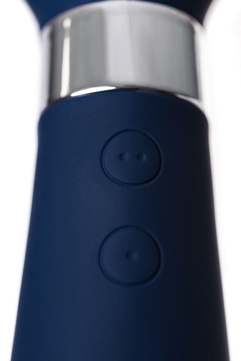 Многофункциональный стимулятор для пар Satisfyer Partner Multifun 3, Силикон, Синий, 23,5 см