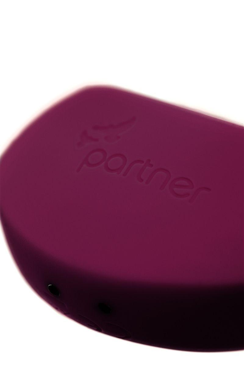 Многофункциональный стимулятор для пар Satisfyer Partner Multifun 2, Силикон, Красный, 13,5 см