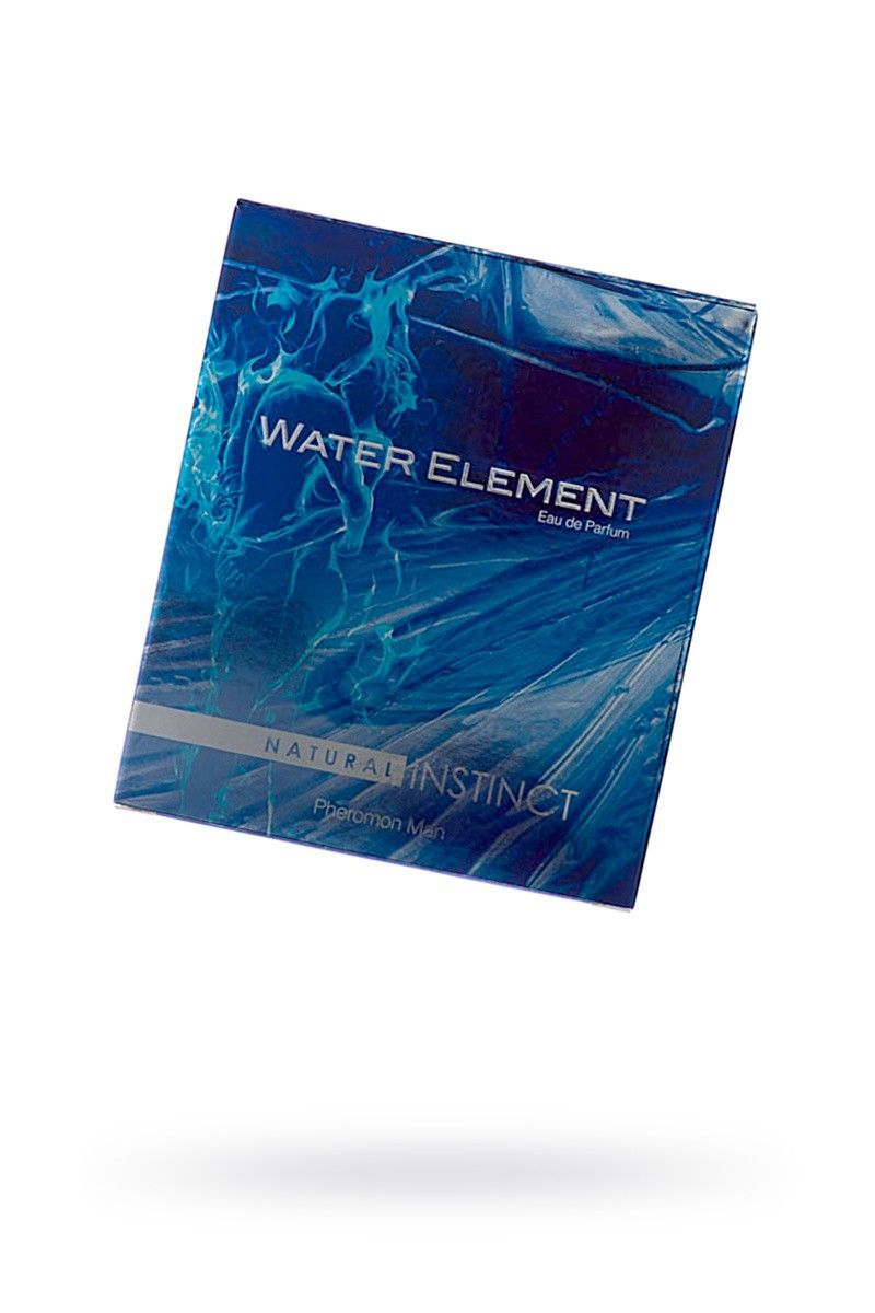 Парфюмерная вода Natural Instinct Water Element, для мужчин, 100 мл