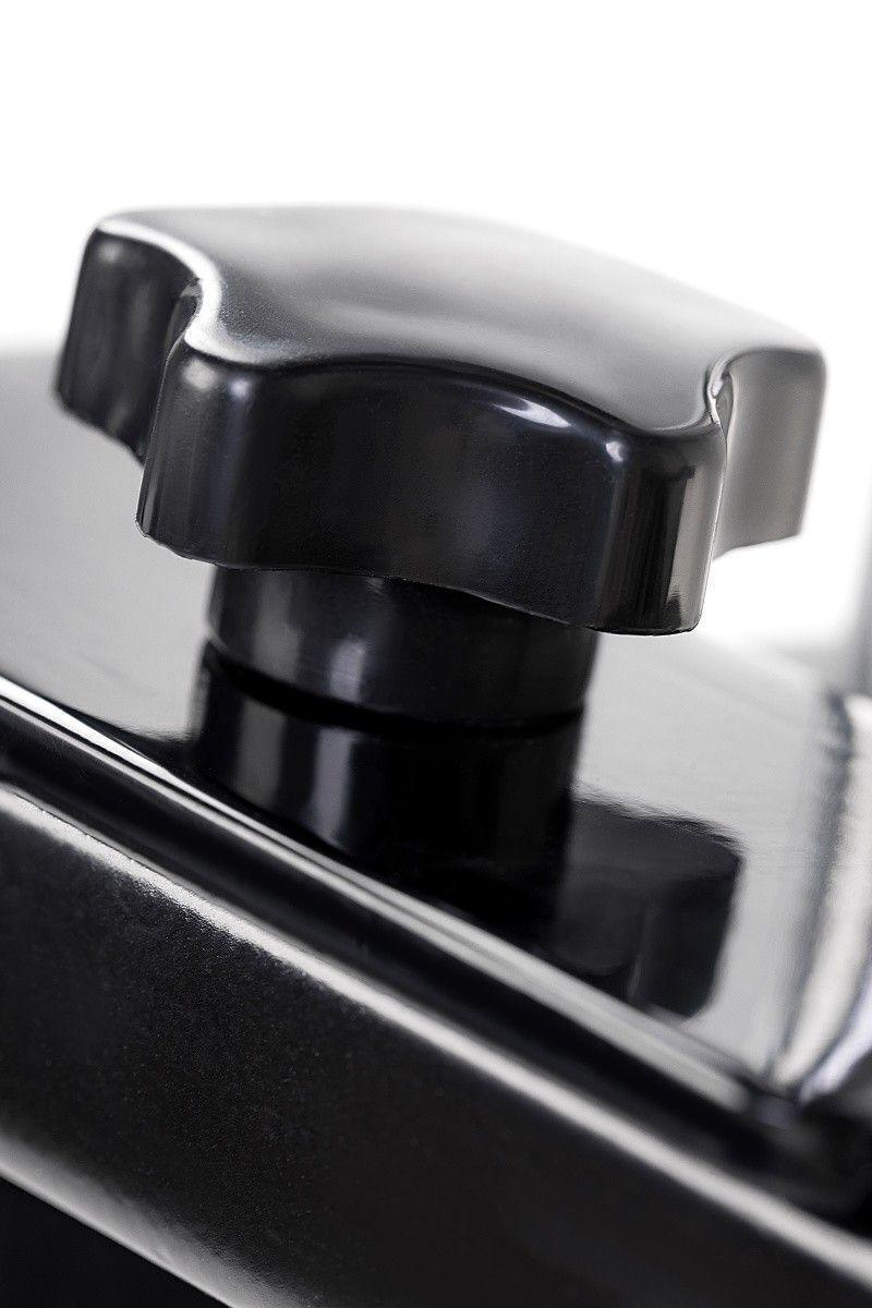 Секс-машина, Diva, Robotic с двумя насадками, металл, черный, 120 см