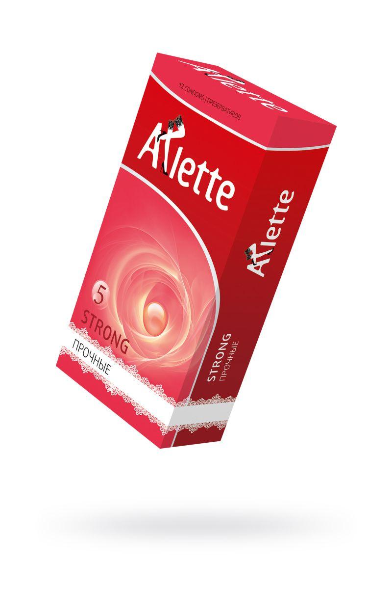 Презервативы 'Arlette' №12, Strong Прочные 12 шт