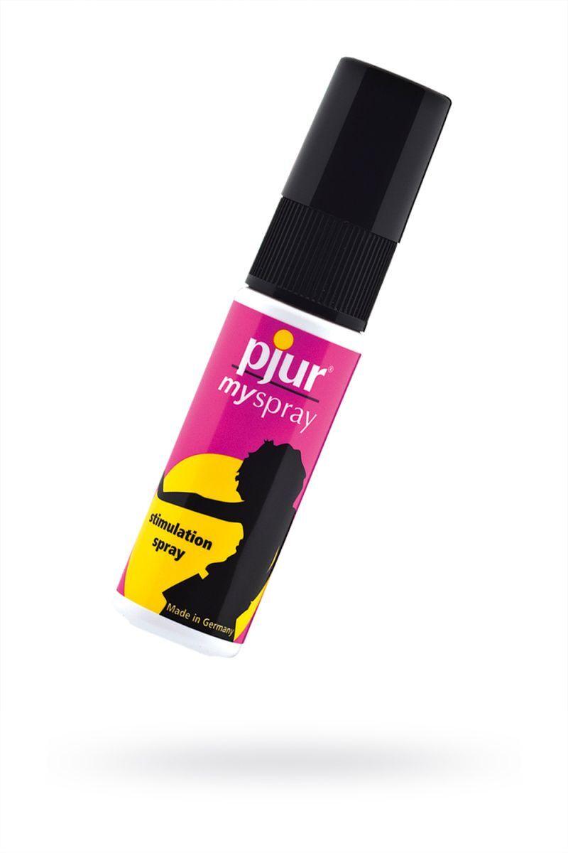 Возбуждающий спрей для женщин Pjur myspray 20 ml