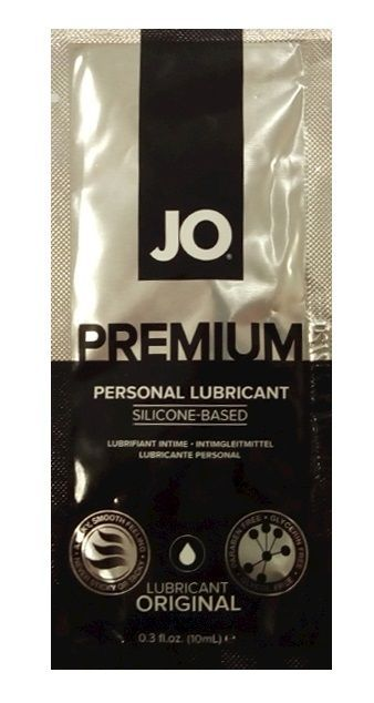 Лубрикант на силиконовой основе JO Premium 10 мл