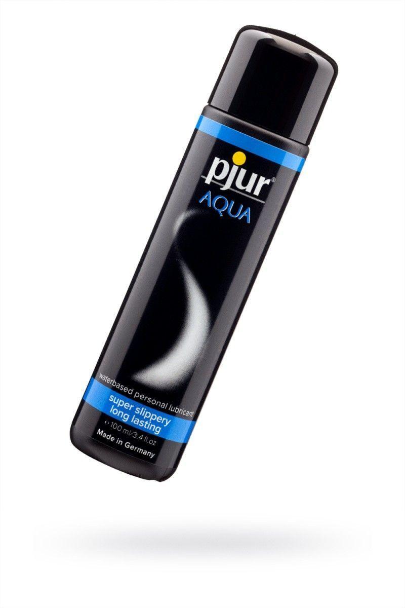 Лубрикант для вагинального секса Pjur Aqua 2мл 10шт