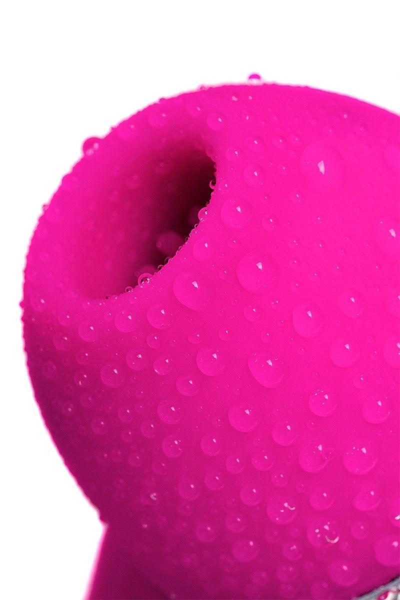 Бесконтактный стимулятор клитора Erotist Coxy с вибратором, розовый