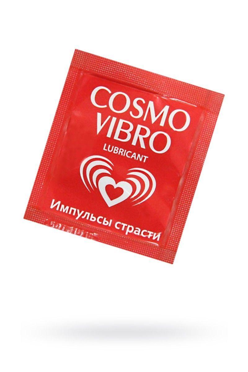 Любрикант 'COSMO VIBRO' 3г,20 шт в упаковке