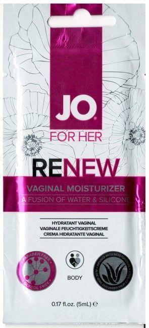 Увлажняющий крем для женщин System Jo Renew Vaginal moisturizer 10 мл