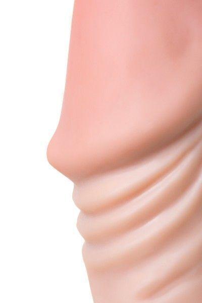 Вибратор-гигант LoveToy, реалистичный, ПВХ, 31 см, Ø6 см