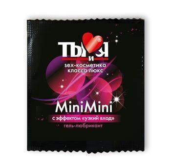 Гель-любрикант Minimini для женщин одноразовая упаковка 4 г