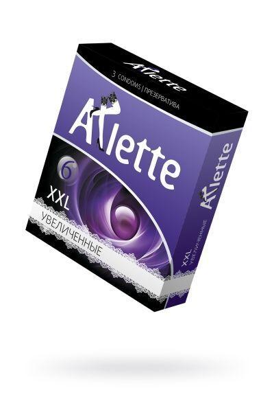 Презервативы 'Arlette' №3, XXL Увеличенные  3 шт.
