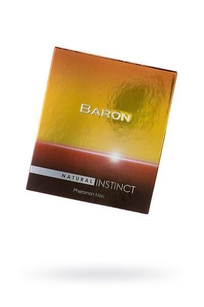 Парфюмерная вода Natural Instinct Baron, для мужчин, 100 мл