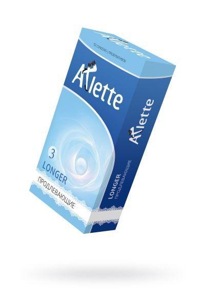 Презервативы 'Arlette' №12, Longer Продлевающие 12 шт.