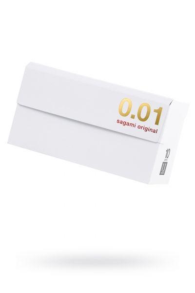 Презервативы полиуретановые Sagami Original 001 №10