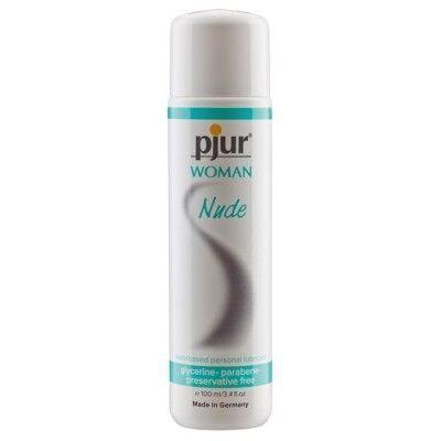 Лубрикант для вагинального секса Pjur Woman Nude 100 ml