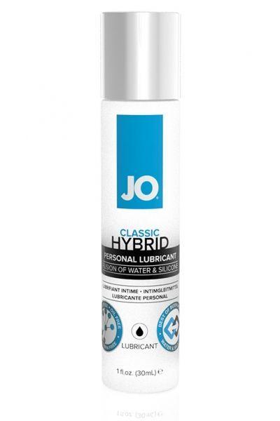 Лубрикант гибрид водно-силиконовый JO Hybrid Lubricant 30 мл
