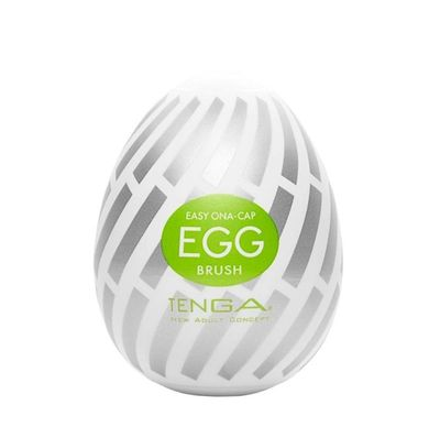 Мастурбатор Tenga Egg Brush Яйцо «Щетка»