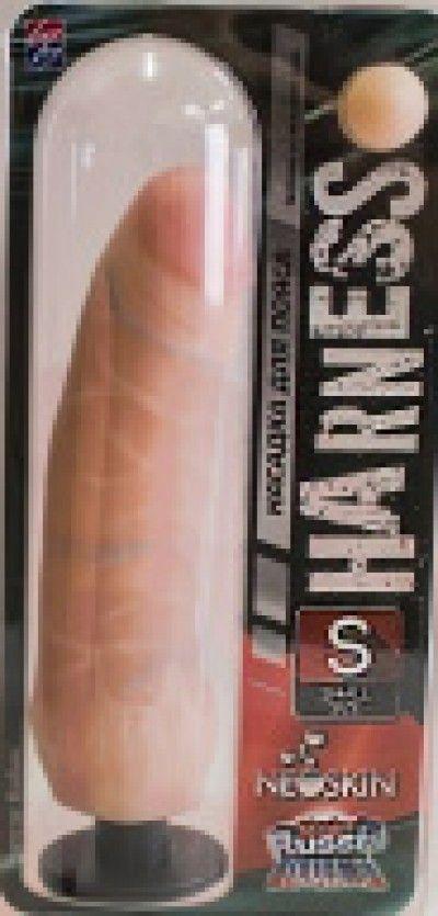 Насадка для страпона Harness с коннектором 16 см