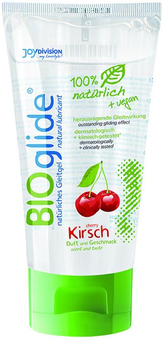 Гель смазка со вкусом вишни BioGlide 80 мл