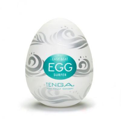 Мастурбатор Tenga Egg Surfer Яйцо «Серфер»
