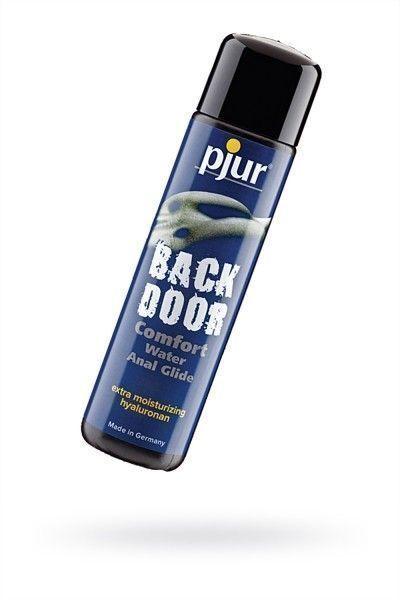 Лубрикант для анального секса Pjur  back door  Comfort Water Anal Glide 2ml  10шт