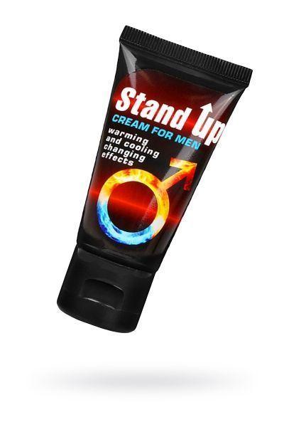 Крем 'STAND UP' для мужчин серии 'Sex Expert'25 г