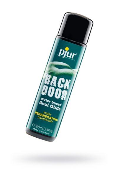 Лубрикант для анального секса с ромашкой и пантенолом Pjur backdoor Panthenol glide 100 ml