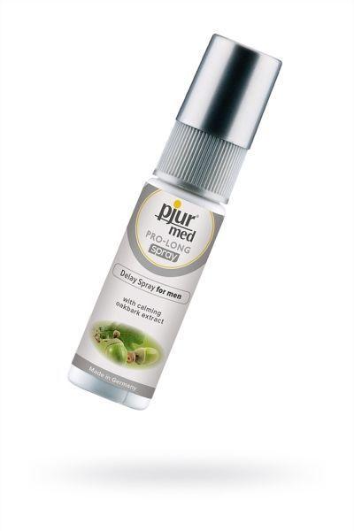 Пролонгирующий спрей с экстрактом дуба и пантенолом Pjur med Pro-long Spray 20 мл