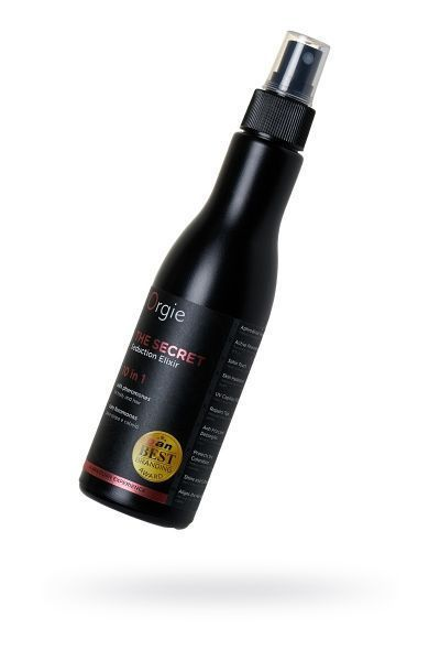 Увлажняющий спрей для тела и волос с феромонами Orgie The Secret - 10 in 1, 150 мл