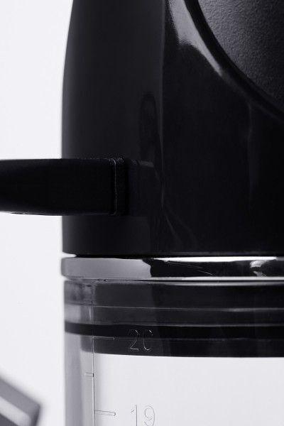 Помпа для пениса Erotist Man up pump, вакуумная, автоматическая, прозрачная, Ø8 см