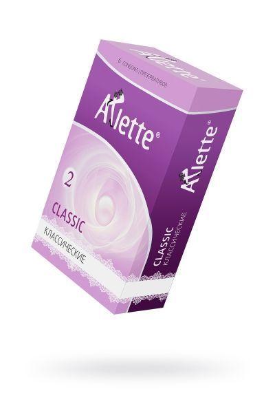 Презервативы 'Arlette' №6, Classic Классические 6 шт.