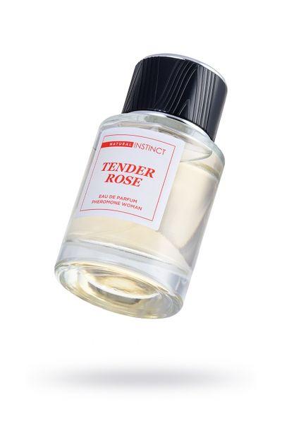 Парфюмерная вода с феромонами  Natural Instinct  'Tender Rose'  женские 50 мл