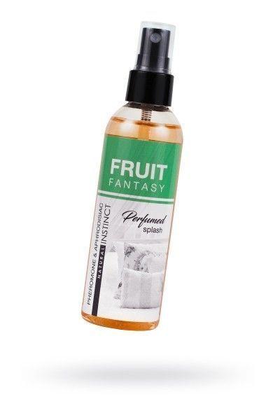 Парфюмированная вода  для белья и интерьера Natural Instinct, с феромонами и афродизиаками Fruit fantasy, 100 мл