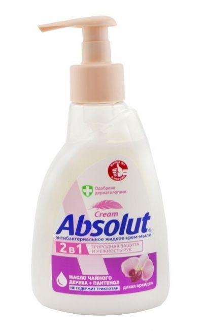 Антибактериальное жидкое мыло Absolut Classic Нежное 250 мл