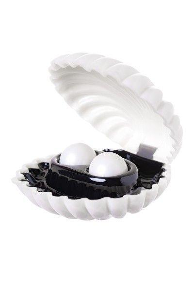 Вагинальные шарики Dream Toys, ABS пластик, Белый, Ø 2,1см
