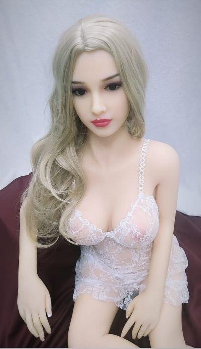 Реалистичная кукла с подвижным каркасом Белла 140 см