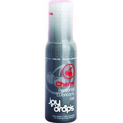 Смазка на водной основе Joydrops со вкусом вишни 100 мл