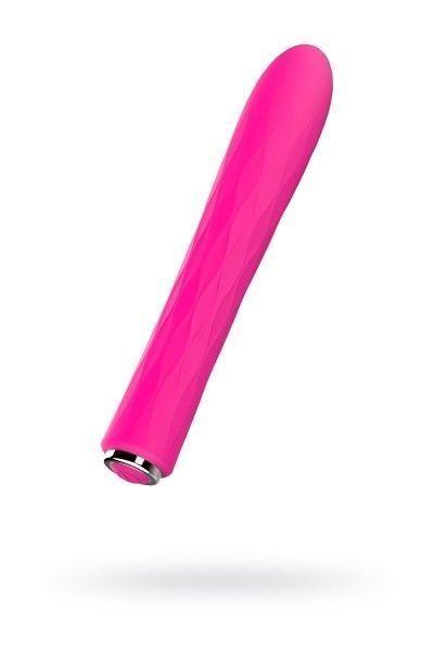 Нереалистичный вибратор Nalone CI CI, Металл, Розовый, 16,6 см