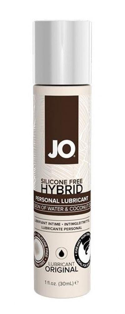 Лубрикант гибрид водно-кокосовый JO Hybrid Lubricant 30 мл