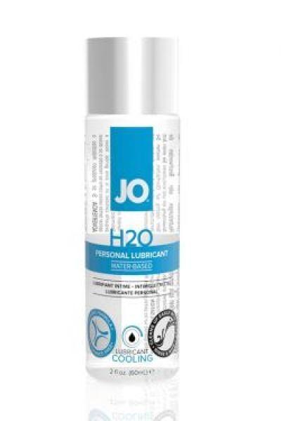 Лубрикант на водной основе с охлаждающим эффектом JO H2O Cool 60 мл